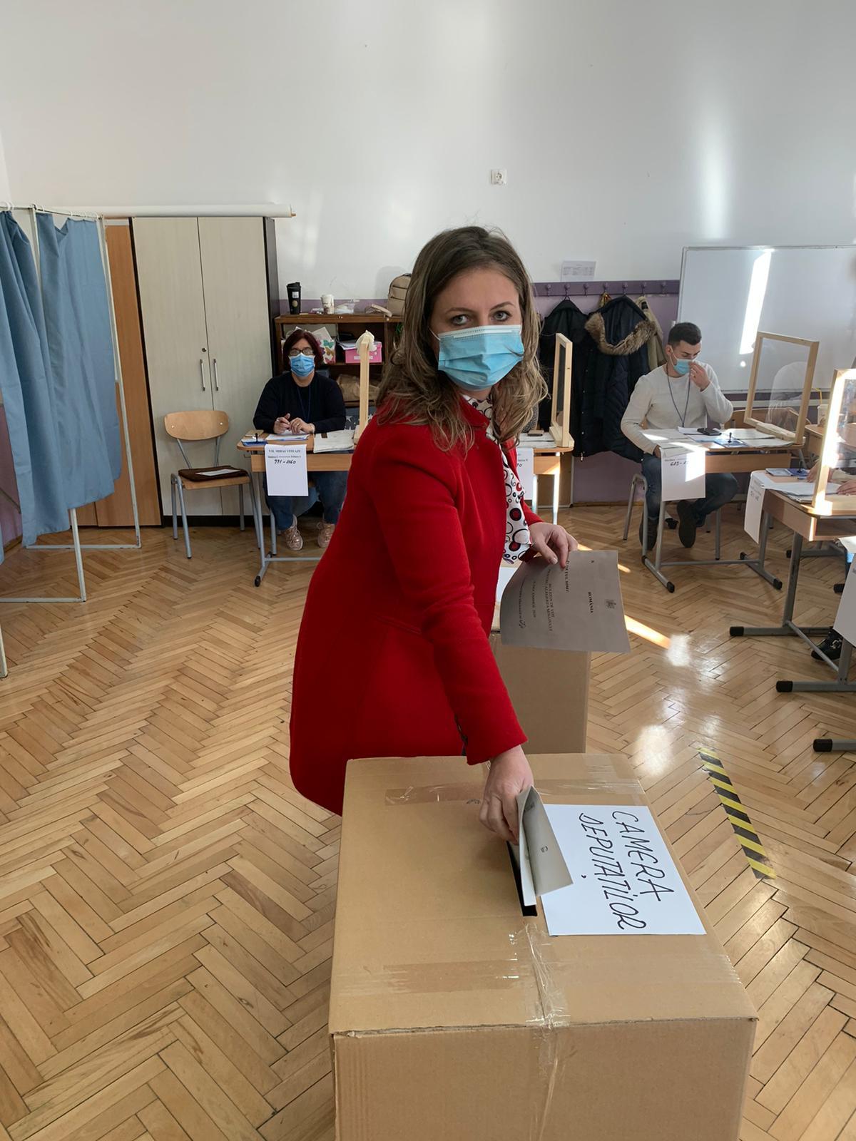 """Brezaie (PSD) a votat pentru """"oameni capabili să ia măsuri bune"""""""