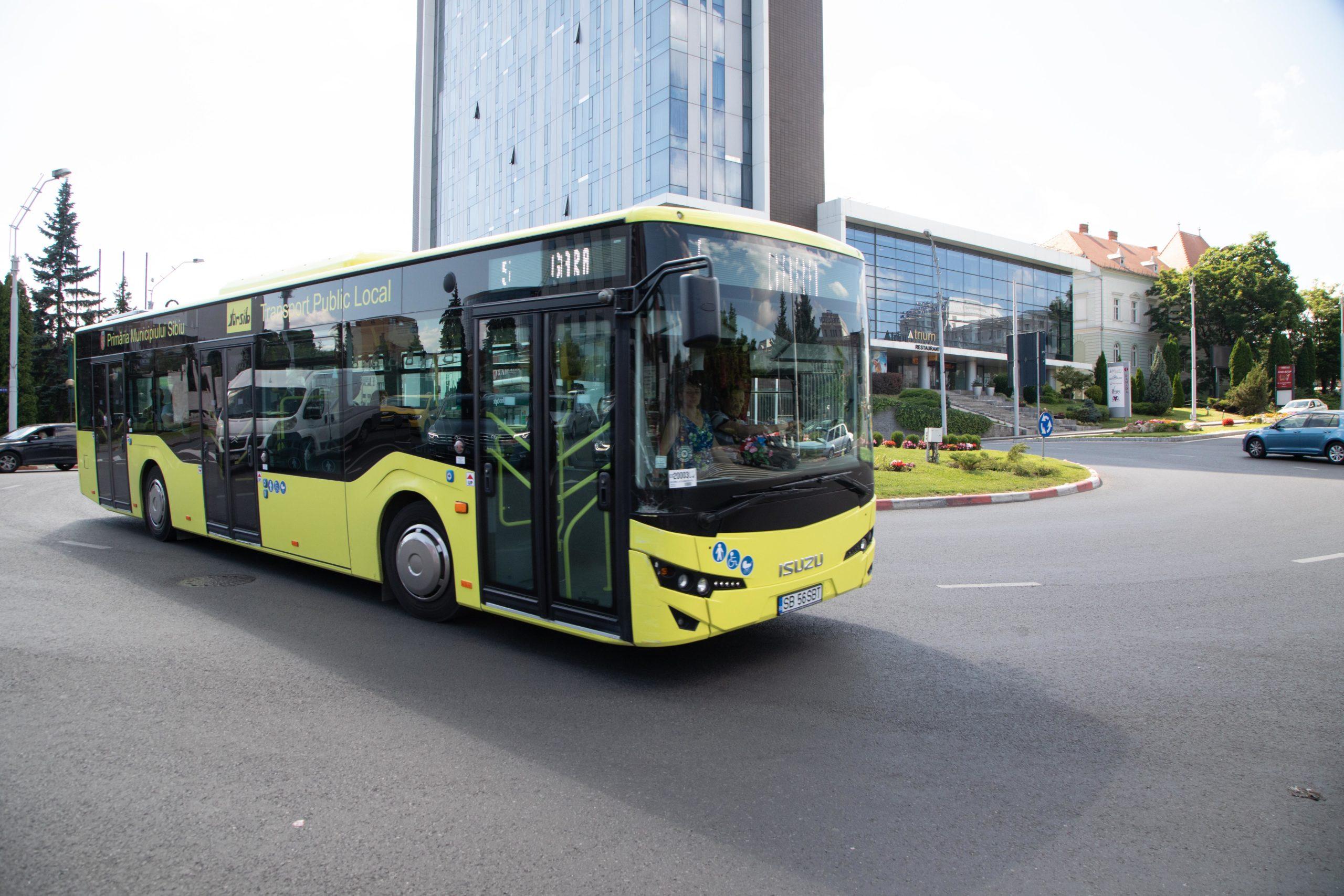 Programul de circulaţie al autobuzelor TURSIB  în zilele de 24.12.2020 –  03.01.2021
