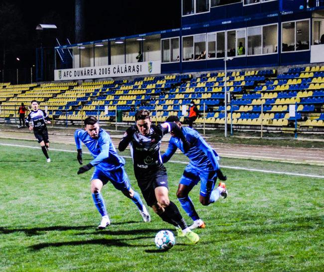 FC Hermannstadt, remiză albă în deplasare