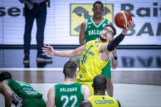 Debut cu victorie în FIBA Europe Cup