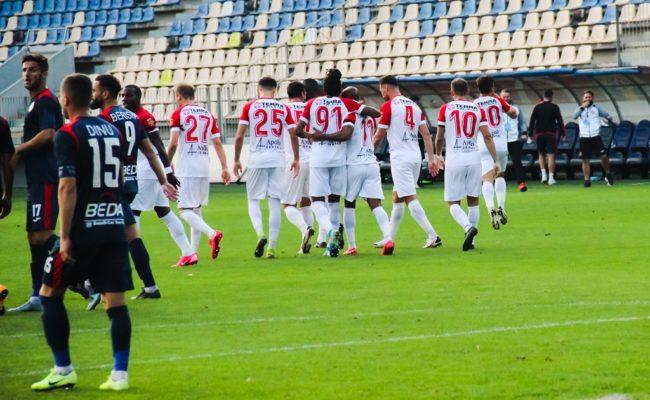 FC Hermannstadt primește vizita unei echipe pe val