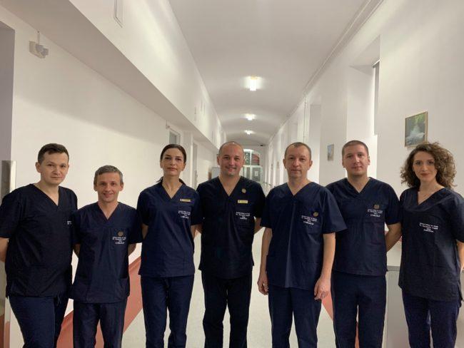Spitalul Militar de Urgență Sibiu a primit acreditarea de Centru de Excelenţă în Chirurgia Herniilor