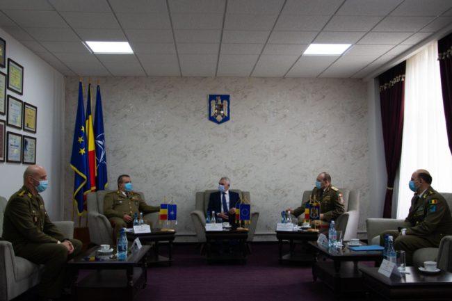 NATO se instalează la Sibiu
