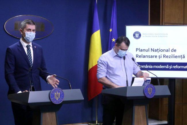 Viceprim-ministrul Dan Barna: PNRR este o șansă istorică de dezvoltare și de reformă în România