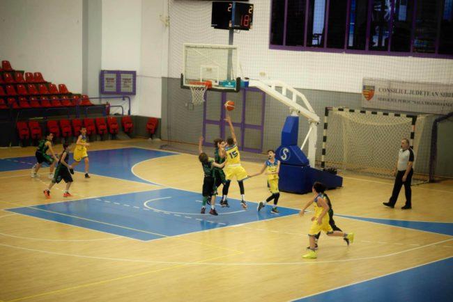 CSU Sibiu:Start bun pentru juniorii U13 și U16