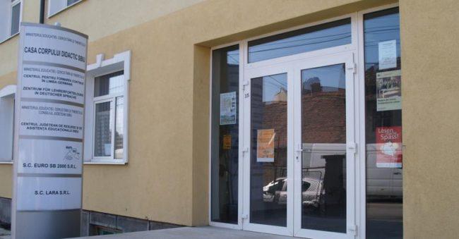 Activități de formare pentru cadrele didactice la Casa Corpului Didactic Sibiu