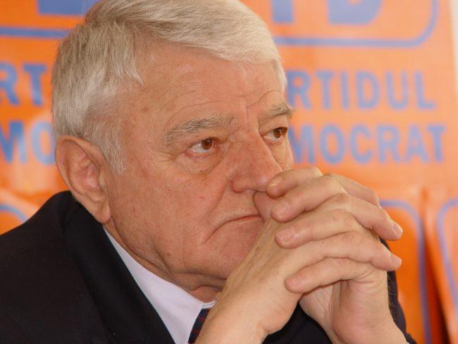 Nicolae Nan, unul dintre cei mai influenți politicieni din Sibiu, a încetat din viață