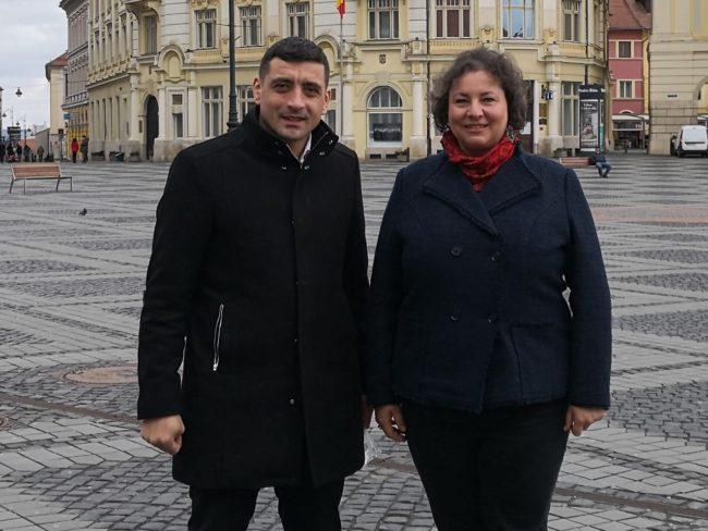 Fostul lider al USR Sibiu a plecat la AUR!
