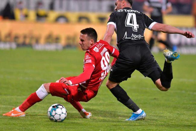 Dezamăgitor! FC Hermannstadt a cedat și în fața lui Dinamo