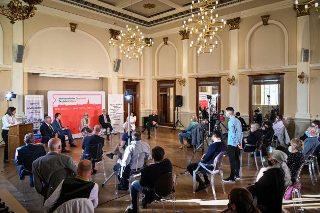 Trecut și viitor.30 ani de activitate a Consulatului Germaniei la Sibiu