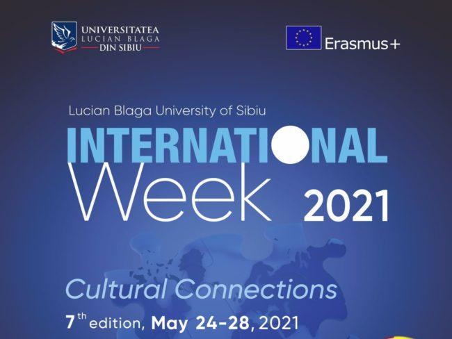 """""""Conexiuni culturale"""", tema Săptămânii Internaționale a Universității """"Lucian Blaga"""" din Sibiu"""