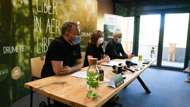 Drumețiile în prim-planul strategiei de dezvoltare a ecoturismului în județul Sibiu