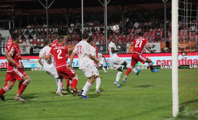 FC Hermannstadt, luptă disperată în deplasare cu Dinamo