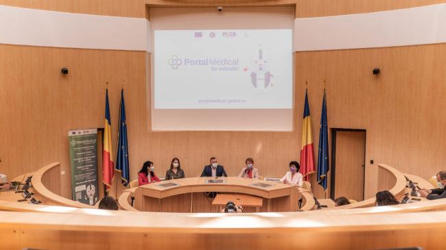 Portalul Medical al județului Sibiu se extinde cuSpitalul de Pediatrie, Spitalul Orășenesc Cisnădie și clinica Misan Med
