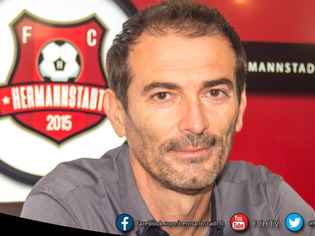 Marius Măldărășanu este noul antrenor principal al A.F.C. Hermannstadt. Obiectiv: promovarea!