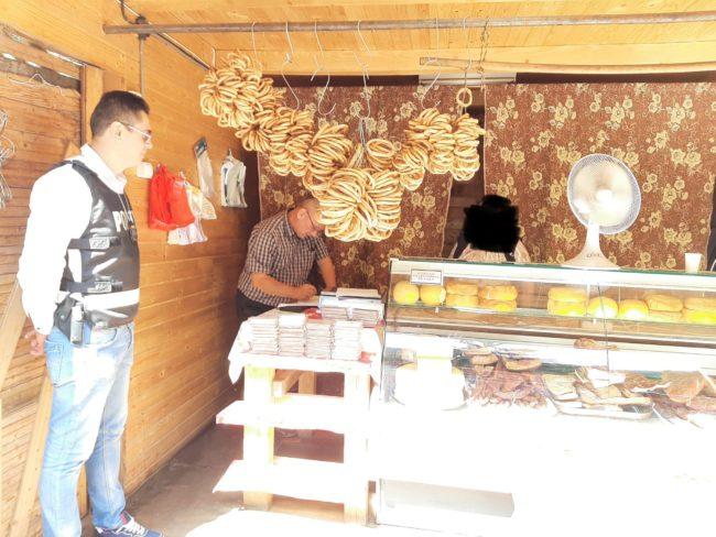 Comercianți amendați și marfă confiscată la Bâlea Lac și Bâlea Cascadă