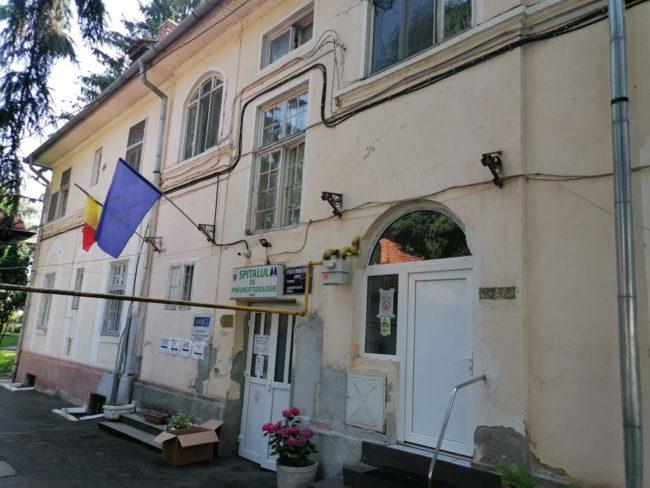 Alte două clădiri ale Spitalului de Pneumoftiziologie Sibiu vor fi reabilitate termic cu fonduri europene