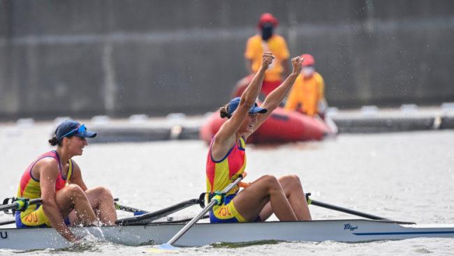 Rezultate excelente pentru canotorii români la Jocurile Olimpice de la Tokyo