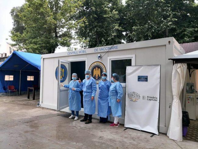 Sibienii care se vaccinează anti-Covid vor primi câte 100 de lei