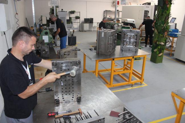O nouă fabrică la Cisnădie