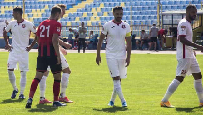 FC Hermannstadt, deplasare la Slobozia