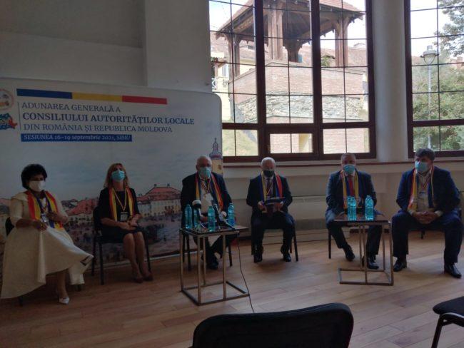 Reuniune de suflet România – Republica Moldova la Sibiu