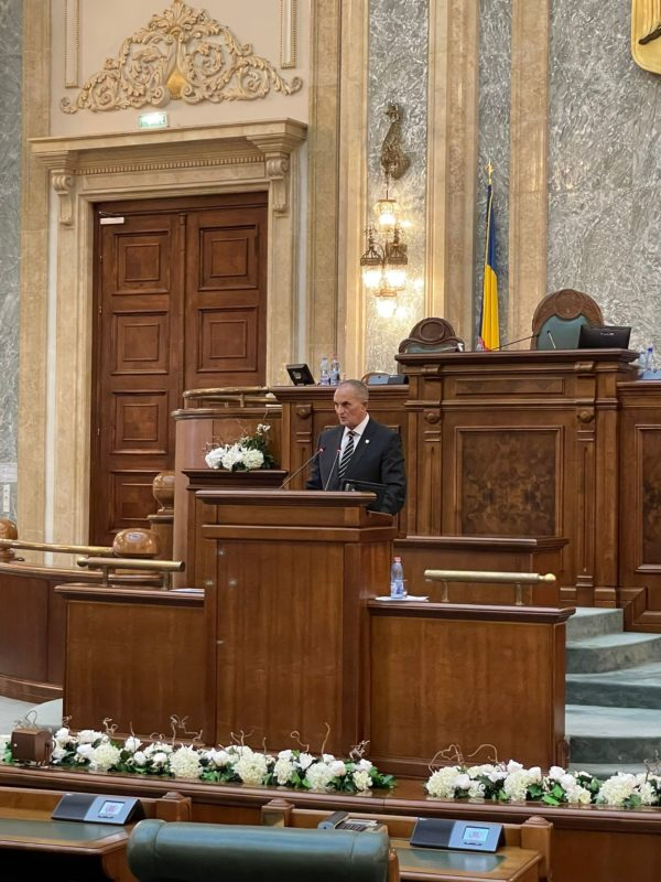 Senator Nicolae Neagu: Planul Național de Redresare și Reziliență, piatra de temelie pentru reconstrucția României