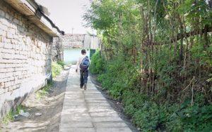 Trotuare și podețe de acces în Târnăvioara, cu fonduri europene